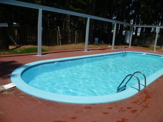 Los Medanos: Linda piscina