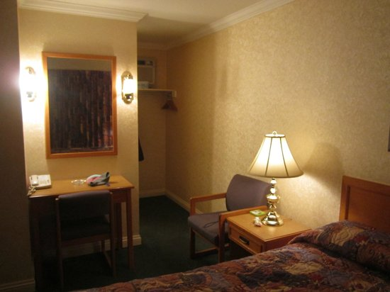 Webb's Motel: espace de travail
