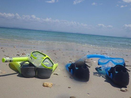 Great Keppel Island Holiday Village: Monkey Beach