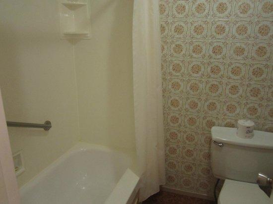 Webb's Motel: classique avec un nouveau bain