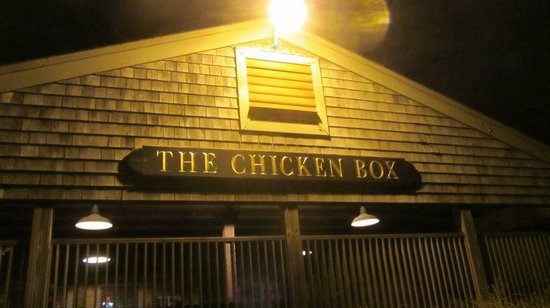 ‪The Chicken Box‬
