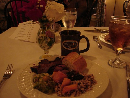 Monteagle Inn & Retreat Center: Valentine's Evening