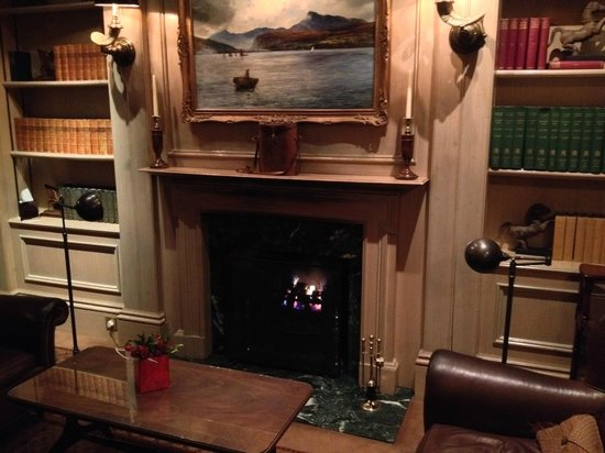 Old Course Hotel, Golf Resort & Spa: Reading Room