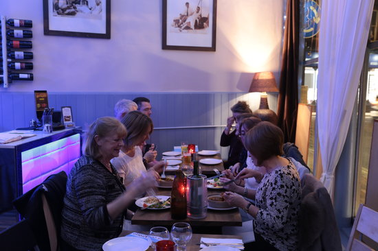 Flavours of Morocco: Friday nite @ Flavours