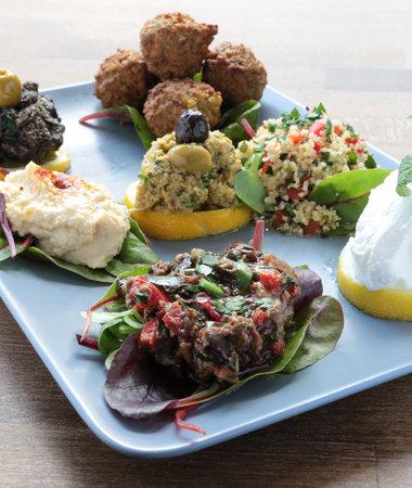 Flavours of Morocco: Our Mediterranean Mezze