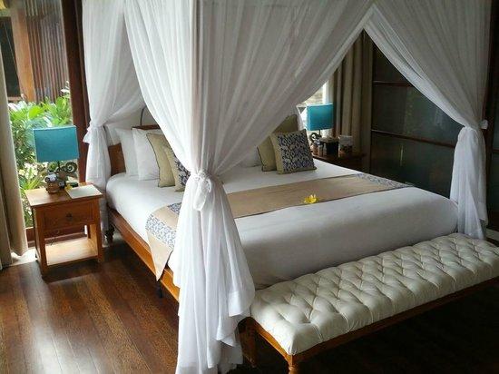 Anapuri Villas: Room