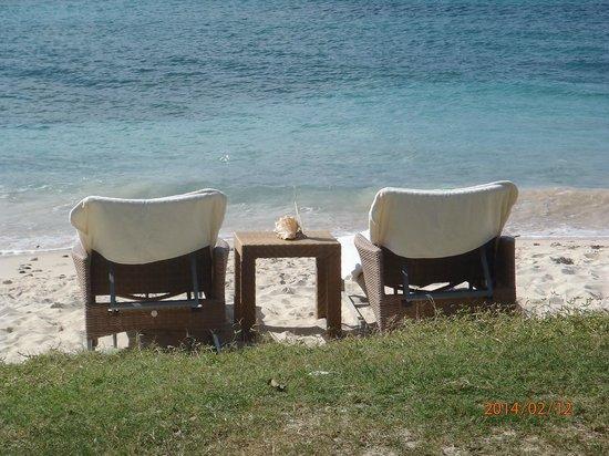 Peter Island Resort and Spa: Honeymoon Beach