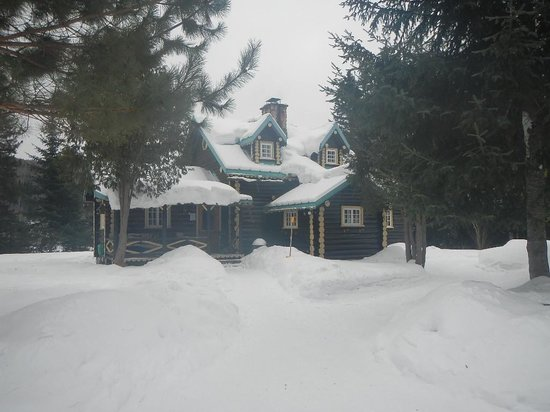 Domaine Le Bostonnais : Main house
