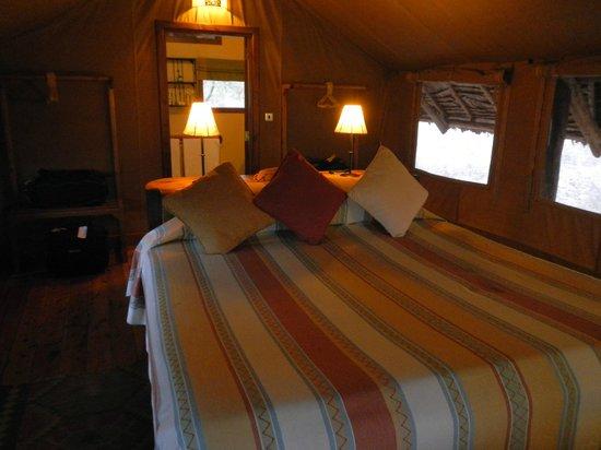 Tortilis Camp: Bedroom