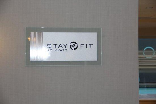 Hyatt Regency Vancouver: Hyatt Gym -