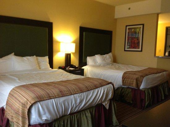 Eastside Cannery Casino & Hotel: de bedden
