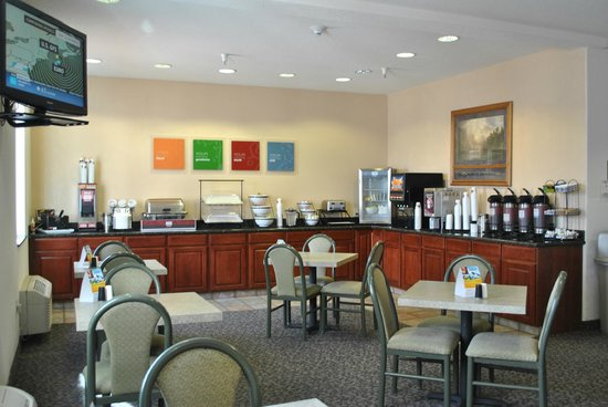 Comfort Inn & Suites Riverton: Hot coffee 24 hours