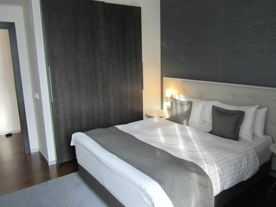 Hotel Cismigiu: Bedroom