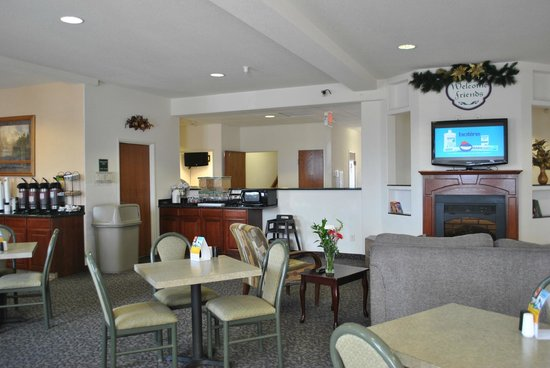 Comfort Inn & Suites Riverton : Lobby