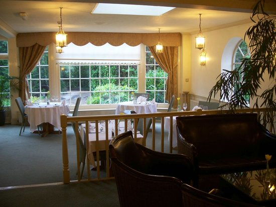 The Flackley Ash Country House Hotel : Dining room