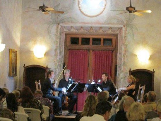 Hacienda Xcanatun: String Quartet