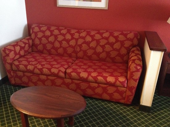 Fairfield Inn Scranton: Couch