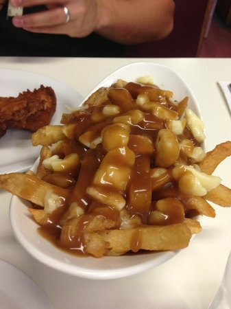 Penrose Fish & Chips: Poutine