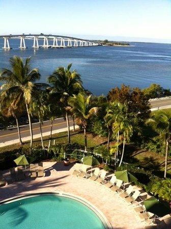 Sanibel Harbour Marriott Resort & Spa : Beautiful view
