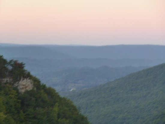 Cloudland Canyon State Park: Sunsets