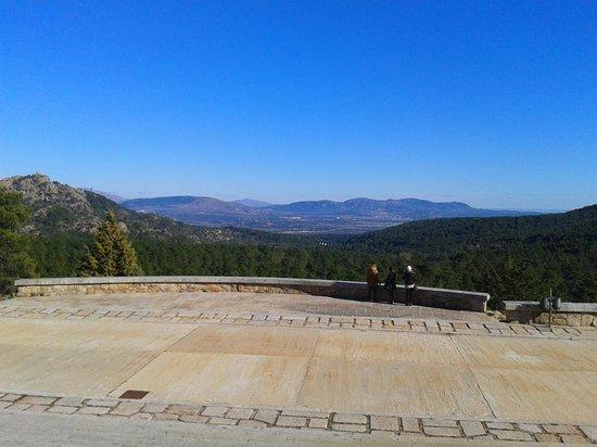 Valle de los Caídos: panorama
