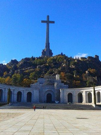 Valle de los Caídos: valle de los