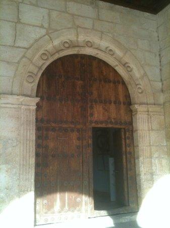 Museo del Objeto Encontrado - Fundación Antonio Pérez: Puerta del Museo