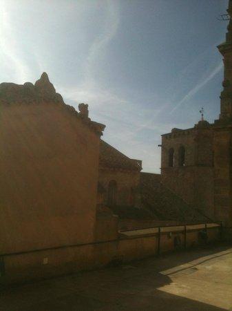 Museo del Objeto Encontrado - Fundación Antonio Pérez: Vista desde la terraza