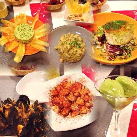Gastromaquia : Dinner for three