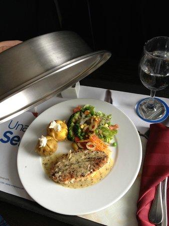 Wyndham Guayaquil: Lunch :-)