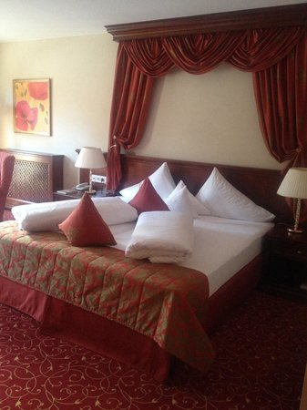 Grand Hotel Lienz : Junior suite