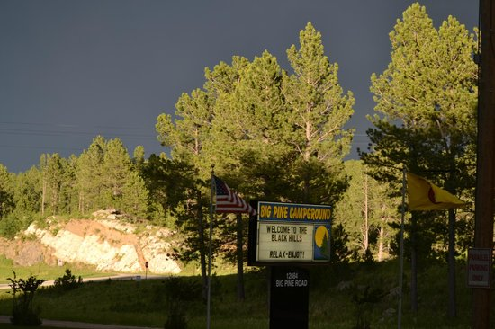Big Pine Campground: Want serenity and seclusion? Spacious, level shaded sites.