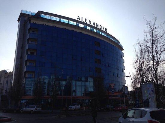 Hotel Alexander Palace : Hotel