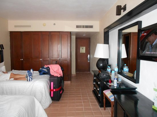 Barcelo Huatulco: The standard room