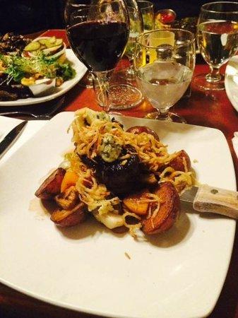 Harbour House Restaurant : Beef Tenderloin