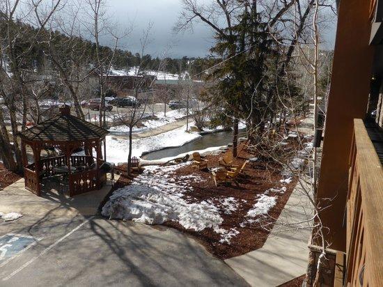 Silver Moon Inn: View
