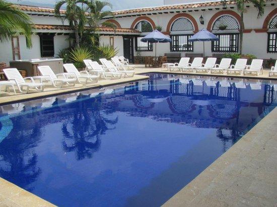 Las Palmeras Hotel Colonial
