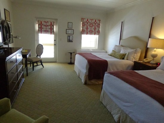 Boar's Head Resort: Room