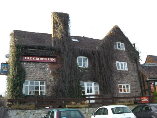 The Crown At Hopton: The Crown