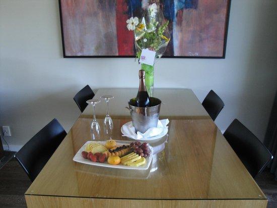 Marlborough Vintners Hotel: Thank you!
