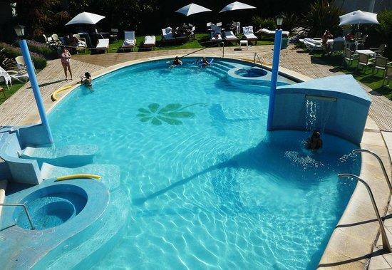 Carhue, Аргентина: piscina lúdica
