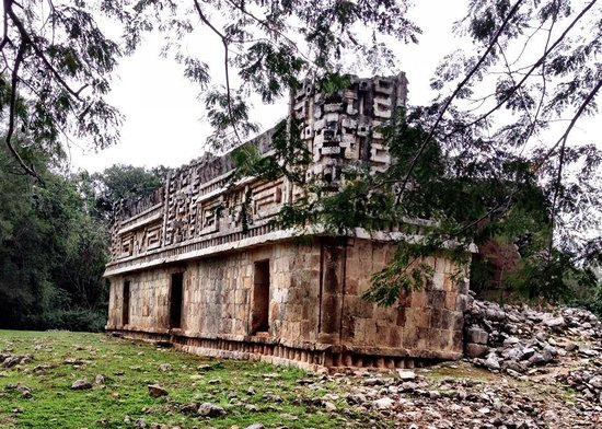 Xlapak Temple - photo by Terry Hunefeld