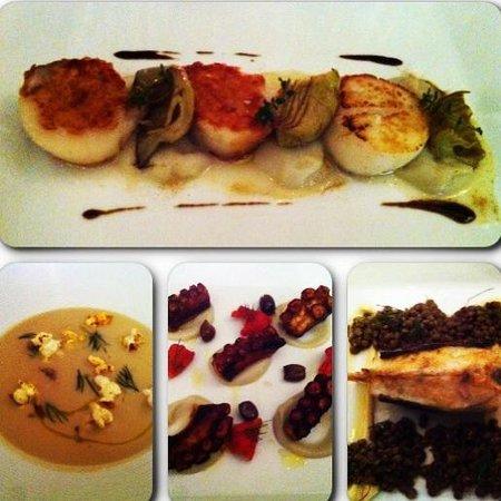 Nassa Osteria di Mare : Il nostro menù