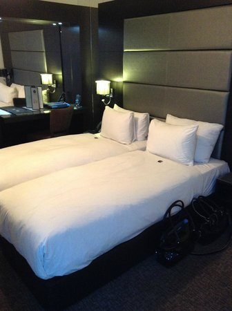 The Westbridge Hotel: Twin beds