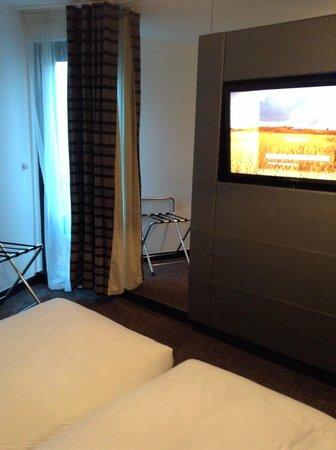The Westbridge Hotel: TV