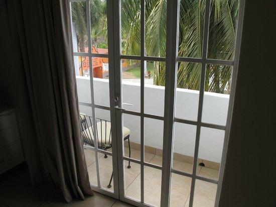 Mision de los Arcos: Balcony - Room 204