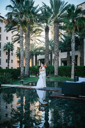 Hyatt Ziva Los Cabos : Wedding
