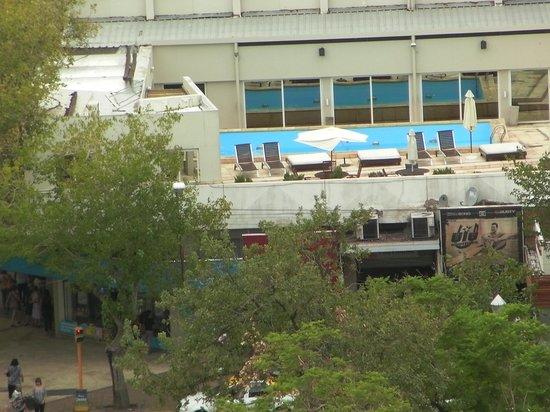 Gran Hotel Provincial San Juan: Piscina en la terraza