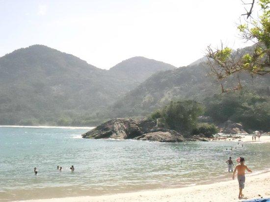 Pousada Encontro Das Aguas: Praia do Meio