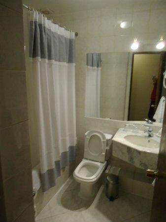Tierra Del Fuego: cuarto de baño